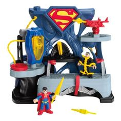 Fisher-Price® Imaginext DC Super Friends Superman Playset