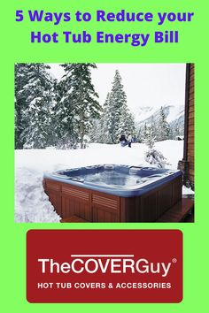 Depending on several factors, a hot tub can add anywhere between 10-20% to your energy bill. It is no secret, a hot tub will increase your utility bill, but don't let that get in the way of enjoying nice warm hot tub sessions during cold winter evenings. Here, I will provide you with a few tips and tricks for keeping the cost down. Cover Guy, Cover Male, Privacy Panels, Solar Panels, Outdoor Spaces, Outdoor Living, Thermal Blanket, Utility Bill, Hot Tub Cover