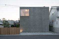 Situado en un barrio residencial en la provincia de Hyogo en Japón, encontramos…
