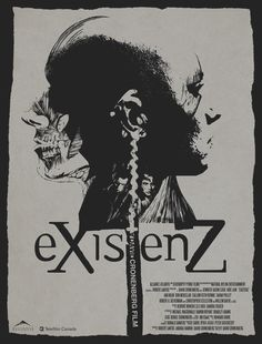 David Cronenberg's eXistenZ is a condemnation of virtual constructs and a diagnosis of the sickness that exists as an organism reproduces their reality in great likeness. Throughout the picture th…