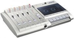 Ah, the portastudio. I still love cassette tapes.