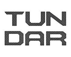 Toyota Tundra, Material Design, Carbon Fiber, Cool Shirts, High Gloss, Adhesive, Vehicle, Exterior, Kit