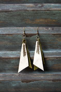 "Handmade Leather Earrings from Thailand <a class=""pintag searchlink"" data-query=""%23146"" data-type=""hashtag"" href=""/search/?q=%23146&rs=hashtag"" rel=""nofollow"" title=""#146 search Pinterest"">#146</a> · Purchase Effect · Online Store Powered by Storenvy"