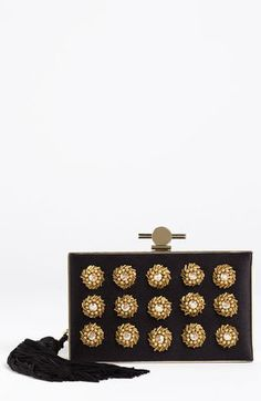 Jason Wu - Daphne Box Clutch - $1,750.00 - Click on the image to shop now