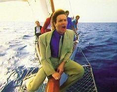 Because Simon Le Bon was King of the 80's World.