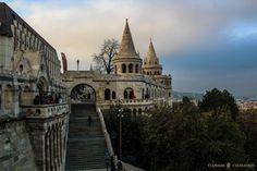 5 lugares que no puedes perderte en Budapest