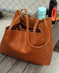 Handmade Women's Fashion Leather Tote Bag Designer Handbag – Tan Brown Handmade Women Fashion Leather Tote Bag Shoulder Bag Shopper Bag Overview: Design: Fashion & Modern Leather Women Large Tote BagIn Stock: days ForAn awesome variety of autho Tan Handbags, Cheap Handbags, Luxury Handbags, Laptop Handbags, Tan Leather Handbags, Luxury Purses, Trendy Handbags, Handbags Online, Leather Diaper Bags