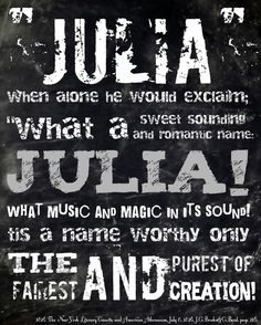 Julian Name Meaning