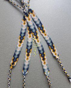 description photo - No photo description available.description photo - No photo description available.With a colorful, simple macrame bracelet you have the choice between 9 different .With a colorful, simple macrame bracelet, you have the choice Bracelet Fil, Bracelet Crafts, Macrame Bracelets, Bracelet Making, Anklet Bracelet, Macrame Knots, Loom Bracelets, Micro Macrame, Man Bracelet