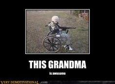 Granny?