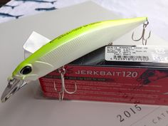 Duo Realis Jerk Bait 120SP SW Limited Edition - ACC0039 Pearl Chart