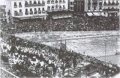 24 de abril de 1927, Coronación Canónica de Ntra. Sra. de la Fuensanta, Patrona de Murcia.