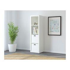 KALLAX Étagère - blanc - IKEA
