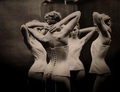 corsets // Marc Lagrange photography