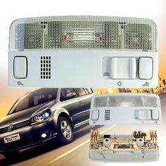 Car Interior Dome Reading Light Lamp For VW Golf Jetta MK4 Bora Passat B5