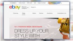 eBay Plans to Challenge Amazon, Announces Turnaround Strategy - February 15, 2016, 6:31 pm at http://feedproxy.google.com/~r/SmallBusinessTrends/~3/338sLgCTZzA/ebay-turnaround-challenge-amazon.html There's no shortage of remarkable ideas, what's missing is the will to execute them. – Seth Godin