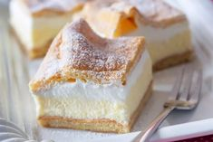 Czech Desserts, Sweet Desserts, Sweet Recipes, Delicious Desserts, Baking Recipes, Cake Recipes, Homemade Sweets, Czech Recipes, Sweets Cake