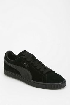 puma low top suede boots