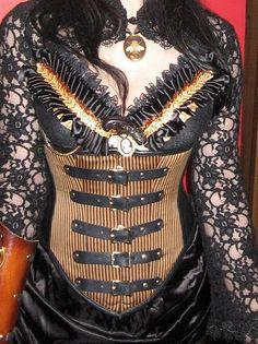 . It's the corset