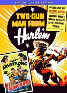 Amazon.com: Harlem Double Feature: Two-Gun Man from Harlem (1938) / Keep Punching (1939): Herbert Jeffries, Mantan Moreland, Spencer Williams Jr., Stymie Beard, Henry Jackson: Movies & TV