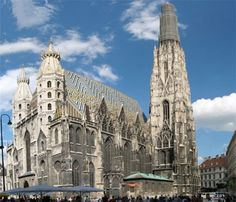 http://www.toptenz.net/wp-content/uploads/2014/01/st-stephen-gothic.jpg Belgium Architecture Image 21 St. Stephens Cathedral