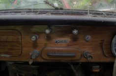 Tucked away in the woods, somewhere in northern england is a rustic time capsules slowly taken back by nature. [cycloneslider id=cars] Northern England, Woods, Rustic, Vehicles, Outdoor Decor, Home Decor, Country Primitive, Rustic Feel, Room Decor