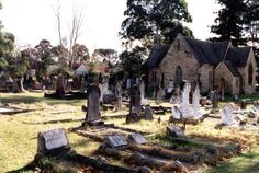 Picton – NSW, Australia  This town has a reputation for being one of the most haunted places in Australia with ghost sightings reported for years. Most recently, a woman took a photo of a cemetery and happened to snap two children – who died, fifty years apart – walking amongst the headstones.
