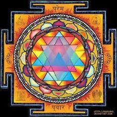 Sri yantra mandala by phaedris digital art Sri Yantra, Mandalas Painting, Mandalas Drawing, Zentangles, Sacred Symbols, Ancient Symbols, Flower Mandala, Mandala Art, Mandala Meaning