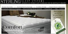 hotel bed supply http://www.sterlingsleephospitality.com