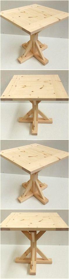 Stylish Diy Pallets Table Ideas