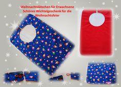 *WEIHNACHTS-LÄTZCHEN FÜR ERWACHSENE* von Elkes Kreativstübchen auf DaWanda.com