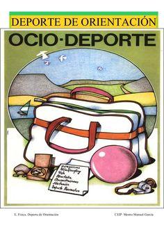 DEPORTE DE ORIENTACIÓN E. Física. Deporte de Orientación   CEIP Mestre Manuel García. #EFTIC-PLATEGA-2016