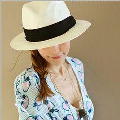 Chapeau style Marguerite