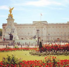 Buckingham Palace opens its gates to the public this Spring! #BuckinghamPalace