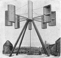 """Blyth""""s windmill Vertical Windmill, Ferris Wheel, Fair Grounds, Windmills, Wind Mills, Windmill"""
