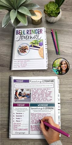 Upper elementary bell ringer journal | Bell ringer prompts for the entire school year | Journal prompts for grades 4-6 | 275 Journal prompts | The SuperHERO Teacher | Fifth grade | Sixth grade | Fourth Grade