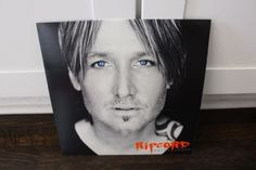 Keith Urban RIPCORD LP Brand New and Unplayed Vinyl #ContemporaryCountry
