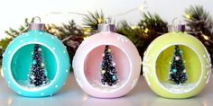 Hiasan Pohon Natal Kreatif untuk Rumah