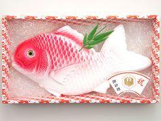 祝鯛(一尾鯛) 54cm/大糖産業 結婚式の引き出物はこれだった