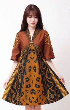 23 New Ideas Dress Hijab Batik Source by batik Simple Dresses, Cute Dresses, Casual Dresses, Model Dress Batik, Modern Batik Dress, Batik Long Dress, Rok Batik Modern, Long Dress Fashion, Fashion Dresses