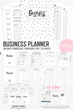 #printable Business