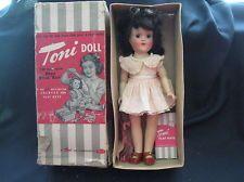 16 Best Toni Doll Images Dolls Vintage Dolls Beautiful