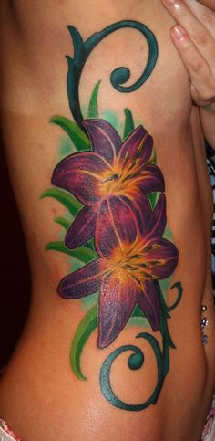 floral side tattoos | Posted in: Tattoo Design Email This BlogThis! Share to Twitter Share ...