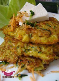 Kociołek Iwony: Placuszki warzywne Tandoori Chicken, Meat, Ethnic Recipes, Food, Essen, Meals, Yemek, Eten