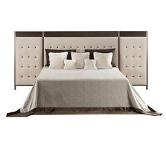 Bed headboards | Beds and bedroom furniture | Gong | Promemoria | ... Check it out on Architonic