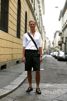 On the Street…Refined Casual, Milan « The Sartorialist