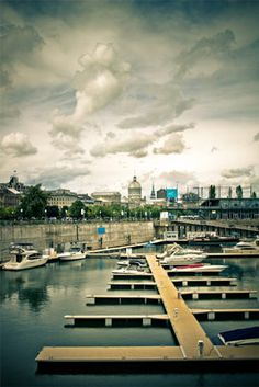 Canada. Montreal. Old Port