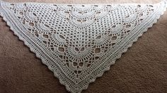Ravelry: Virus Meets Granny Shawl pattern by Jinty Lyons