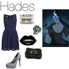 """Hades"" by morgan-graves on Polyvore"