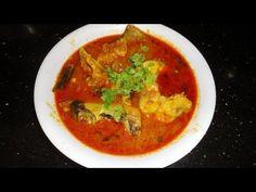 How to cook Andhra style Fish curry/Chepala Pulusu koora (రుచికరమైన చేపల కూర (అంధ్ర పద్దతిలో)